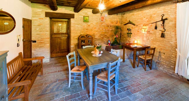Holiday Farmhouse with Sea View Le Marche Italy